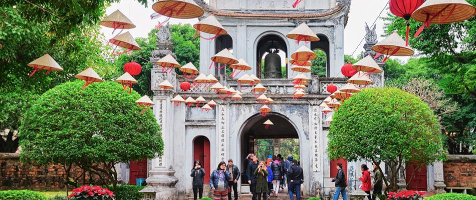 Demande de visa pour le Vietnam
